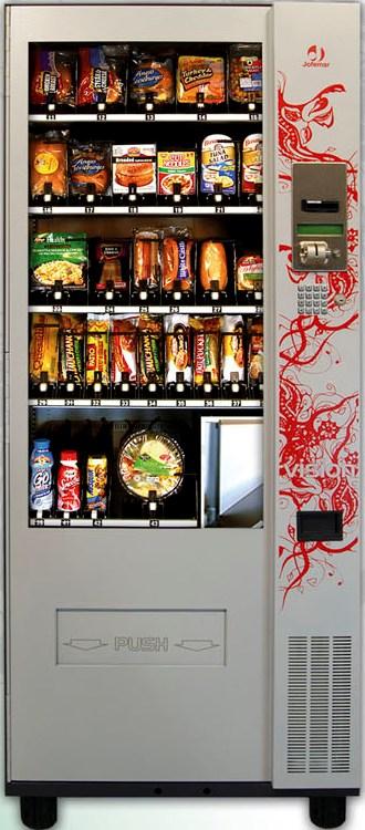 lunch vending machine