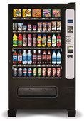 Perfect Break Systems Chill Center cold food vending machine
