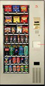 Jofemar Combo Plus III Vending machine