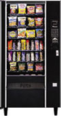 Automatic Products LCM1 snack machine